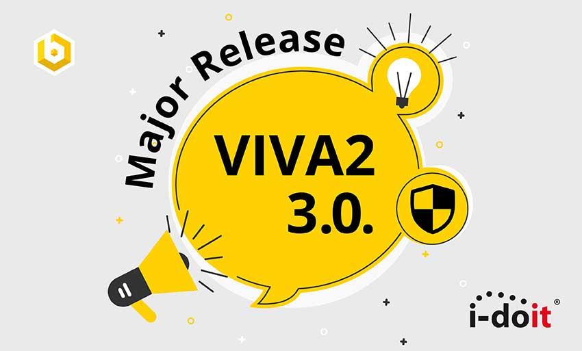 Update VIVA2 3.0   i-doit Add-on feiert Major-Release