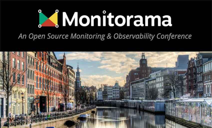 Monitorama EU 2018 in Amsterdam