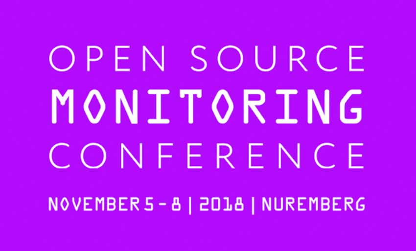 Open Source Monitoring Conference 2018
