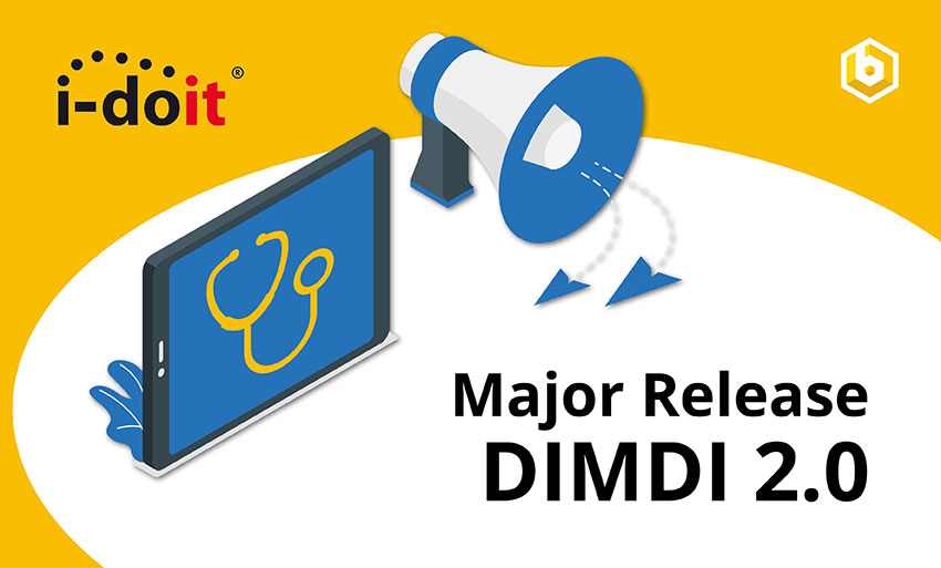 update release i-doit add-on dimdi medtec verion 2.0 becon gmbh