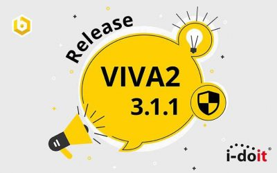 Update VIVA2 3.1.1   Grundschutz-Kompendium 2020 verfügbar