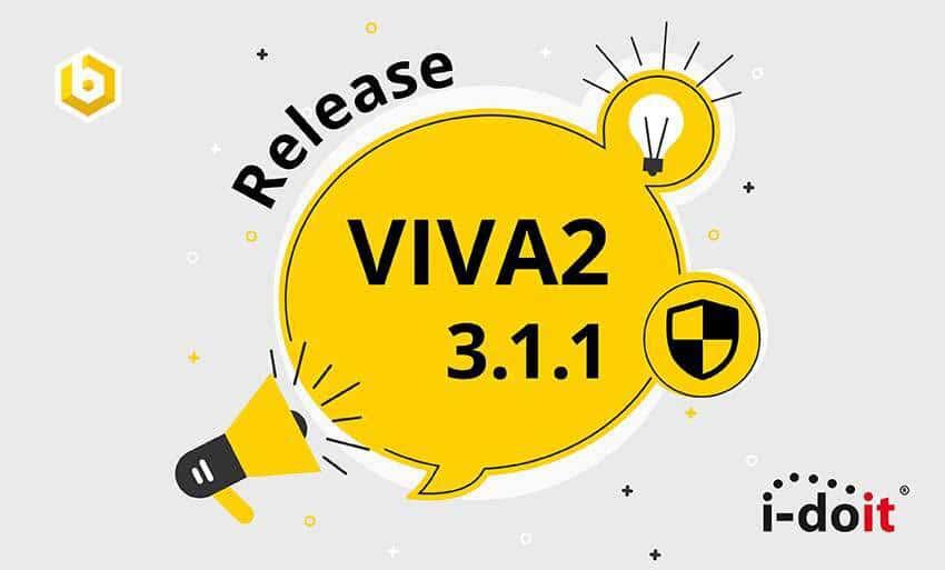 release i-doit add-on viva2 3.1.1 becon gmbh