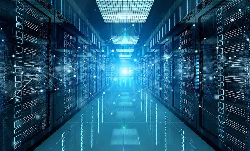 datacenter server it dokumentation service management becon gmbh