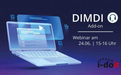 Webinar: Medizinische Dokumentation mit dem Add-on DIMDI