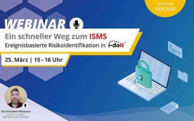 Webinar: Ein schneller Weg zum ISMS